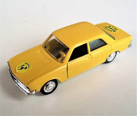 Miniaturas Rei Audi 100 Ls - Na Caixa Anos 70 / 80