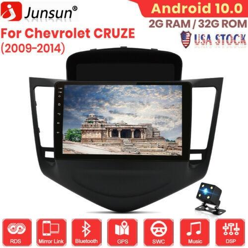 Android10.0 Radio De Coche Para Chevrolet Cruze 2009-14 Gps