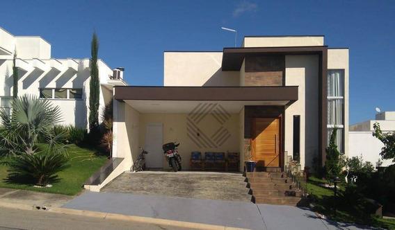 Casa Com 3 Dormitórios À Venda, 141 M² Por R$ 590.000,00 - Condomínio Villagio Milano - Sorocaba/sp - Ca6336