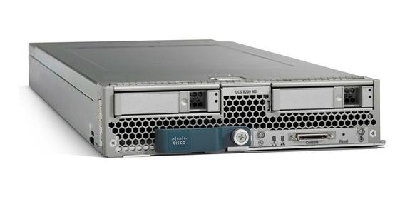 Lamina Cisco Ucs B200 M3 E5-2680v2 - 2.8ghz Deca-core 128gb