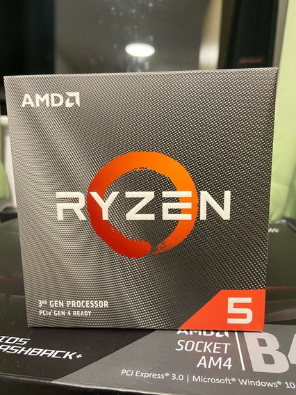 Pc Gamer Ryzen 5 3600+16 Gb De Ram 3200mhz+rx 570+ M2 512 Gb