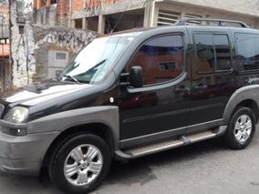 Fiat Doblo Adventure 1.8 - 5 Lugares Completa