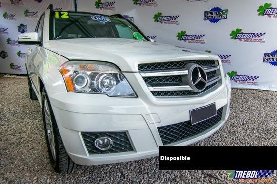 Mercedes-benz Clase Glk 350 4matic 12 Blanco