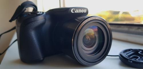 Câmera Canon Powershot Sx410is Semi Profissional