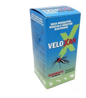 Veloxan Derribante 250cc Mosquitos Insectos