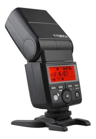 Godox Tt350s Sony Flash Ttl A7r Iii A7 Mirrorless + Brindes