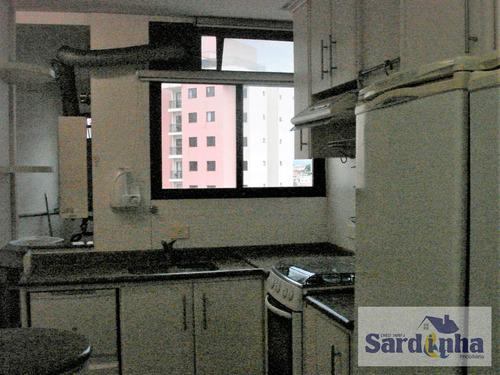 Imagem 1 de 12 de Apartamento Cobertura Em Jardim Caboré  -  São Paulo - 2131