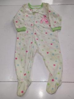 Pijama Enteritos De Carters Micro Polar