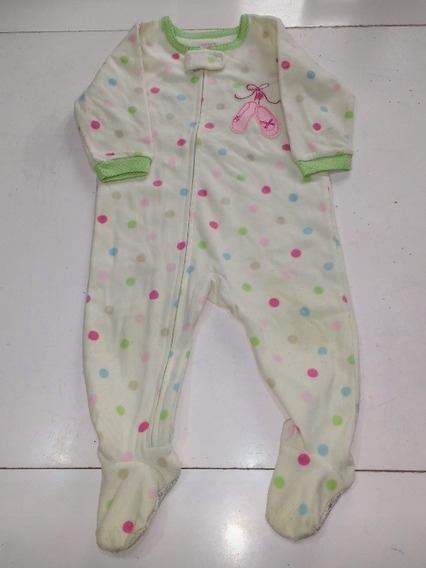 Pijama Enteritos De Carters Micro Polar