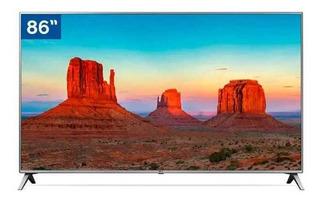 Televisor Smart 86 86uk6570psa 4k Uhd Lg