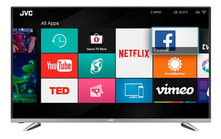 Smart Tv Jvc 32 Lt32da770 Hd Cuotas