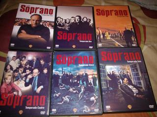 Los Sopranos Serie Completa