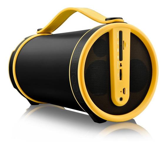 Caixa De Som Portátil Bazooka Bluetooth Pulse Sp222