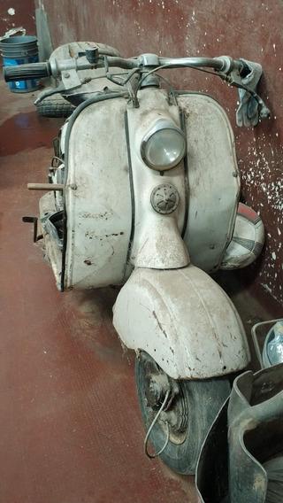 Vendo Lambretta 1960
