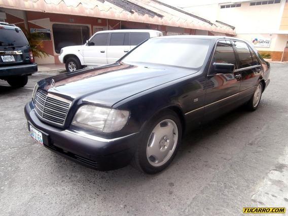 Mercedes Benz Clase S Automatico