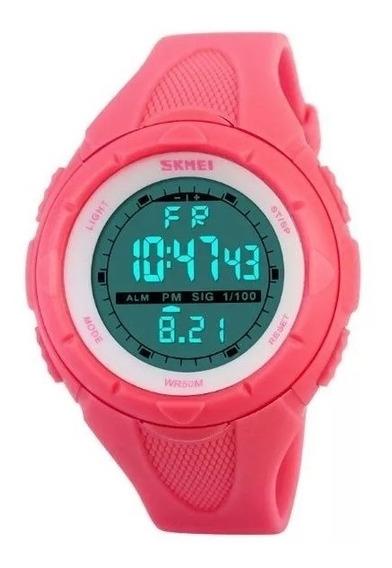 Relógio Skmei Digital 1074 Rs