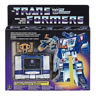 Transformers Soundwave G1 (walmart )