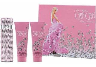 Perfume Paris Hilton Cancan 100% Original Traídos De Eua
