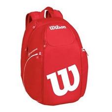 f4cec40711 Mochila Wilson Vancouver Backpack Tenis Roja (840796) S+w