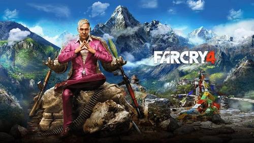 Far Cry 4 - Jogo Pc - Envio Imediato! - Ofline