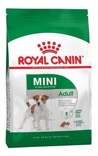 Alimento Royal Canin Size Health Nutrition Mini Adult perro adulto raza pequeña 6.36kg