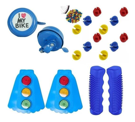Kit Acessorios P/ Bikes Antigas 180764/44057/2118903/210787