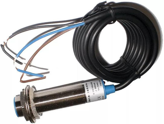Sensor Capacitivo Cm18-2008a Não-faceado Na 90~250vca