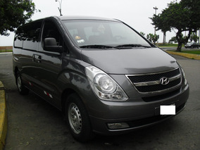 Hyundai H1 2011 Full Equipo Gls .