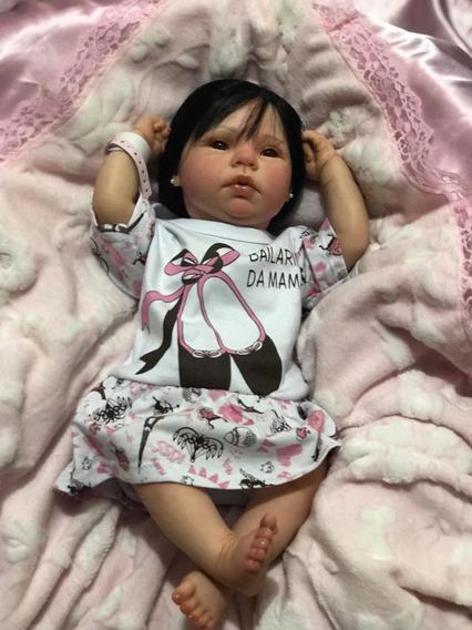 Bebê Rebon Corpo De Silicone