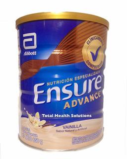 Ensure Advance 850 G Nutrición Adultos Abbott Bogotá D C