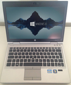 Notebook Elitebook Hp 2570p Core I7 4gb Hd 750gb Win10 Usado