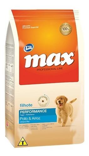 Max Cachorro Performence 20k + Obsequio. Envio Gratis