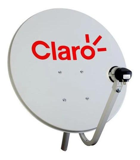 Antena Ku 60cm Com Lnb Duplo* Envio Já