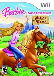 Barbie Original Horse Adventures: Riding Camp Nintendo Wii