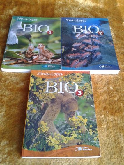 Coleção Biologia Sônia Lopes ( Bio )