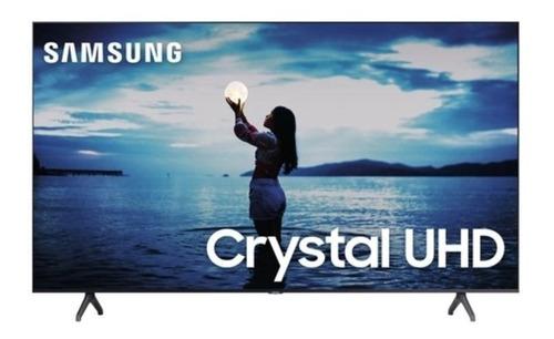 Smart Tv Led Uhd 4k Hdr 65 Samsung 65tu7020 Cinza Bivolt