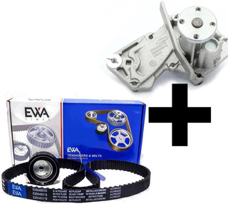 Kit Distribucion Ford Fiesta Kinetic 1.6 16v + Bomba Oferta!
