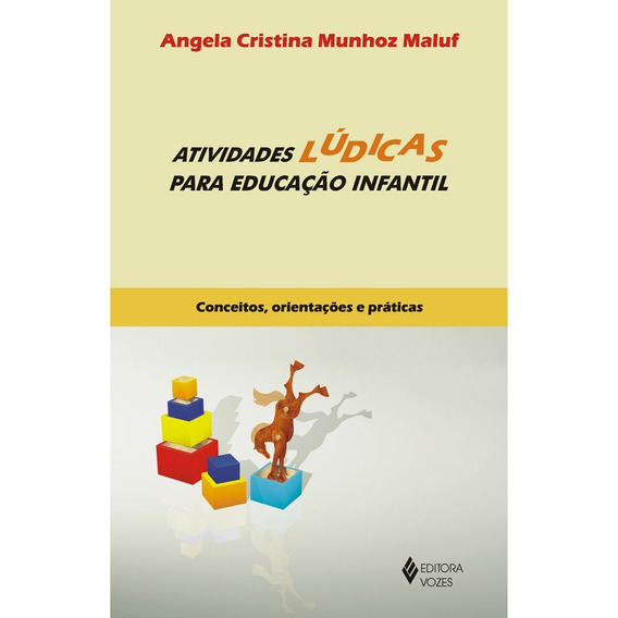 Kit 6 Livros De Educação Infantil