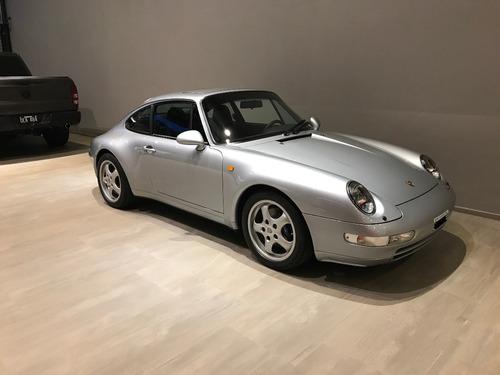 Porsche 911 993 Carrera Manual ´95