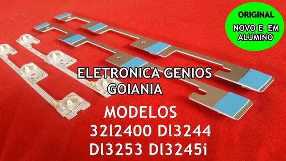 4 Barra Dl32l2400 Nova Sem Uso Em Aluminio