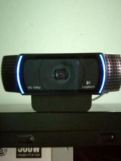 Cámara Logitech C920 Stream Videoconferencia Skype Etc
