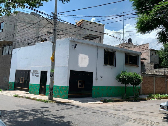 Casa En Renta En Paraje Zacatepec, Iztapalapa