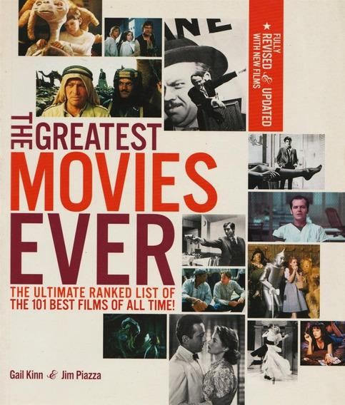 The Greatest Movies Ever - Livro - Os 101 Melhores Filmes