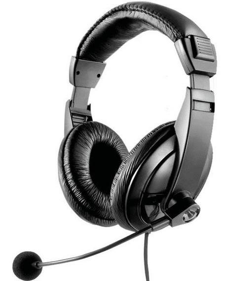 Fone Headset Gamer Xbox 360 Preto Dazz 621102
