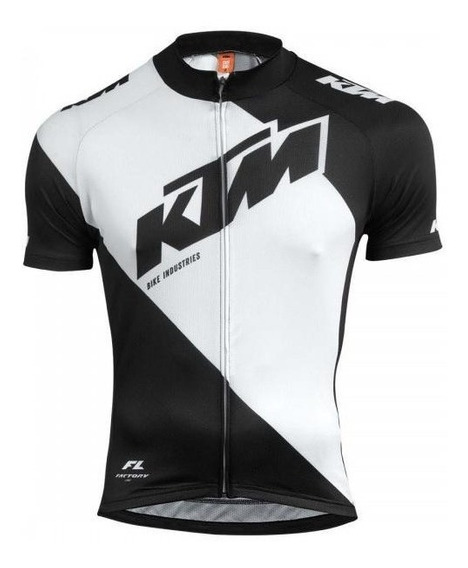 Remera / Jersey M/corta Ciclismo Ktm Factory Line Oficial