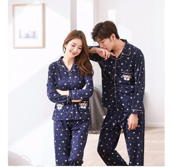Conjunto De Pijama Roupa De Descanso Lançamento
