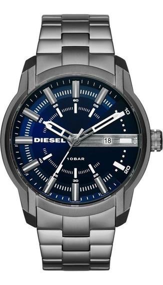 Relógio Diesel Masculino Armbar Analógico Dz1768/1cn