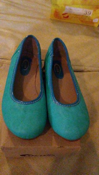 Zapatos De Niña Talla 31 Qeos