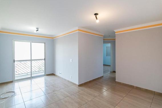 Apartamento No 9º Andar Com 3 Dormitórios E 1 Garagem - Id: 892970937 - 270937