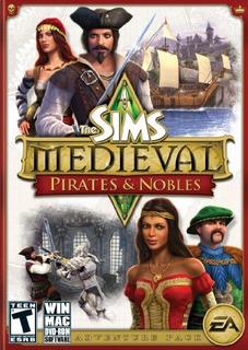 Los Sims Medieval Piratas Y Nobles - Pc / Mac